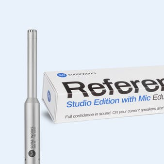 Reference 4 Studio Edition with Mic - Education